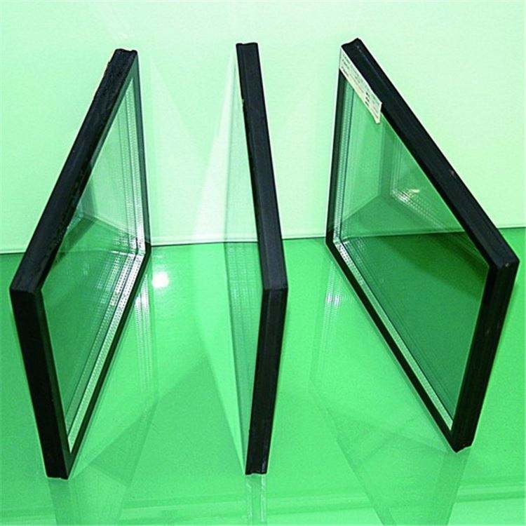 BUILDING FACADE GREENHOUSE GLASS TEMPERED HOLLOW INSULATED GLASS PANEL PRICE