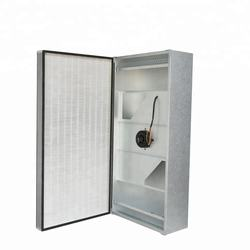 100 Lab / Laboratory Clean Room FFU Fan Filter Unit with HEPA Filter
