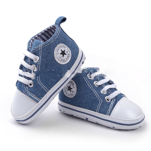 Manufacturer 2017 Newest design lace-up baby shoes