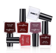 Pinpai nail polish water design peel off beautiful colors for choice long-lasting nail polish