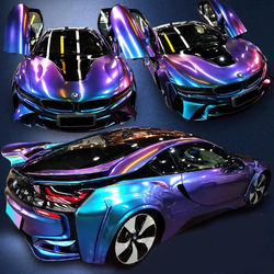 Xuqi Holographic Chameleon Pearl Pigment For Car Paint