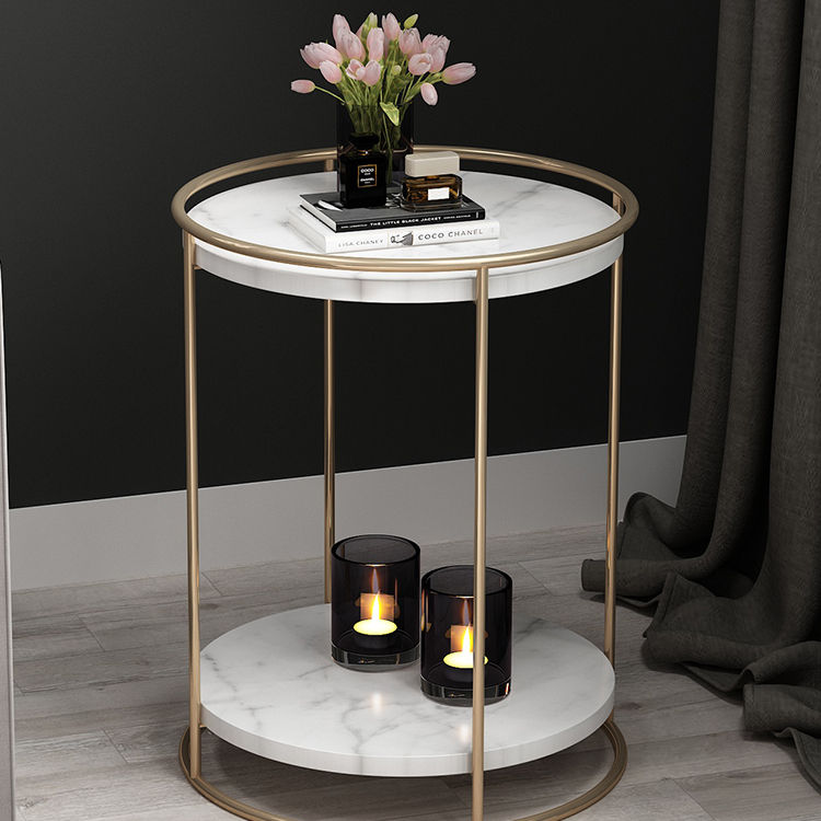 High quality modern reception coffee table small side round table