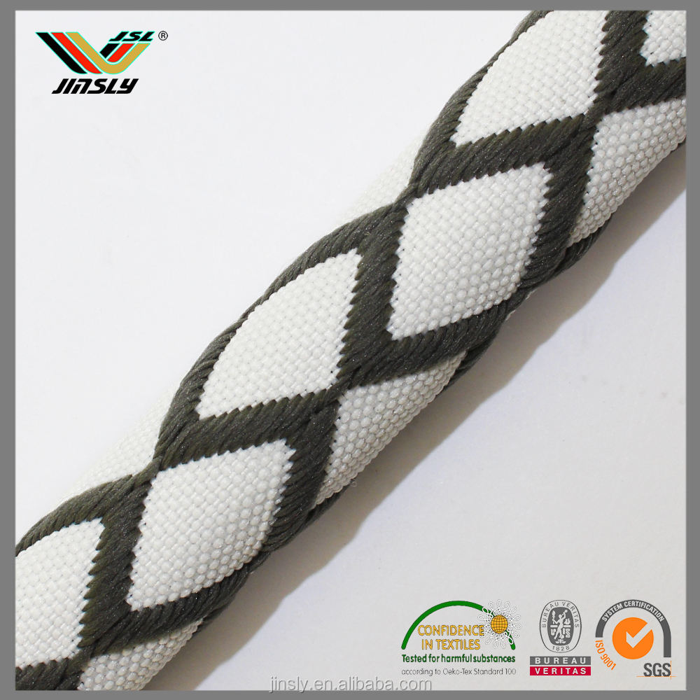40mm Hot sale Patio furniture Cover polyester colorful Bed Edge Banding Furniture Mattress tape for bed attachment