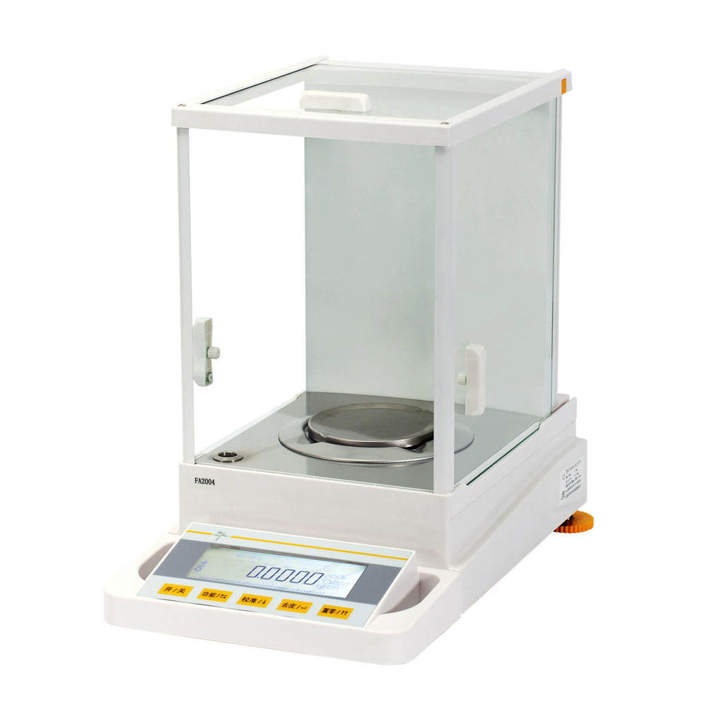 Nade Auto Internal Calibration Electronic Analytical Balance LCD display & Precision Digital weighing scale FB224 220g 0.1mg