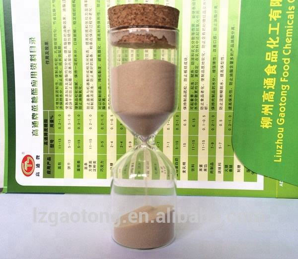 Emulsifier Sucrose Stearate for Caramel,candy