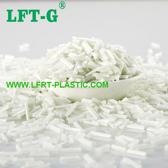 Polypropylene with Long Glass Fiber 38% Wide range of plastic materials and reinforced composite applications