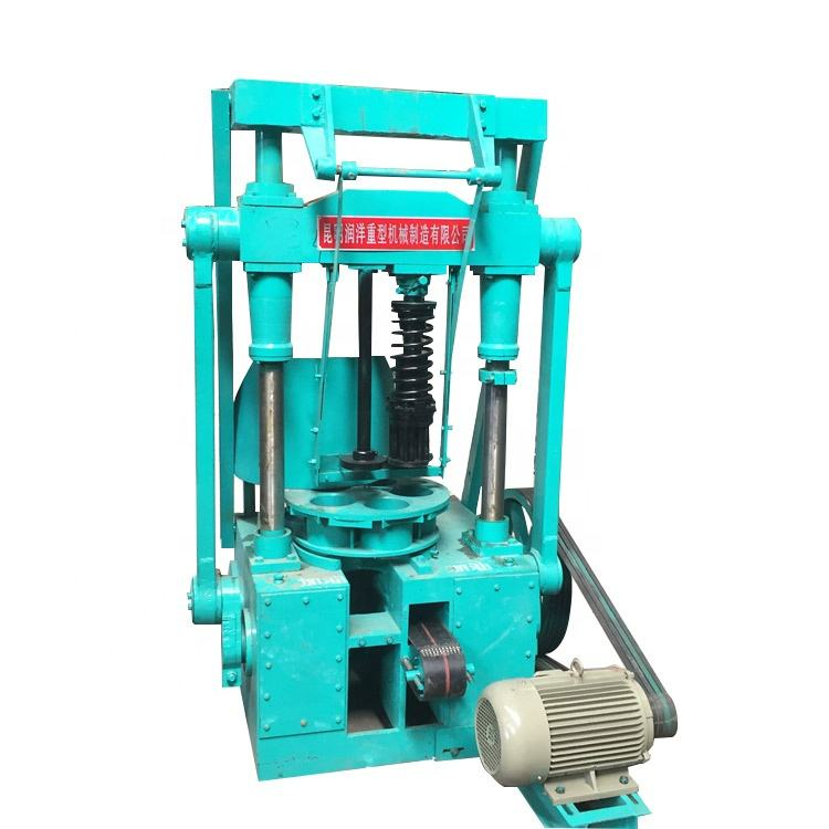 Ram type Honeycomb charcoal briquette extruder machines coal powder press to honeycomb charcoal briquette machines for sale