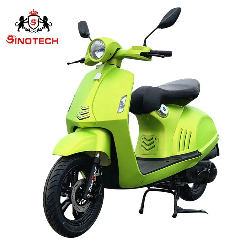 new arrival hot sale gasoline 150cc vespa scooter for adults