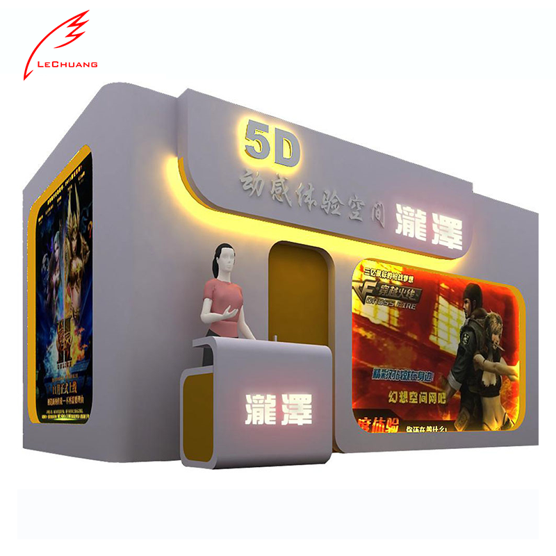 2020 new arrivals new 5D/7D/8D electric cinema shopping mall earn money fast motion chair theme park equipment