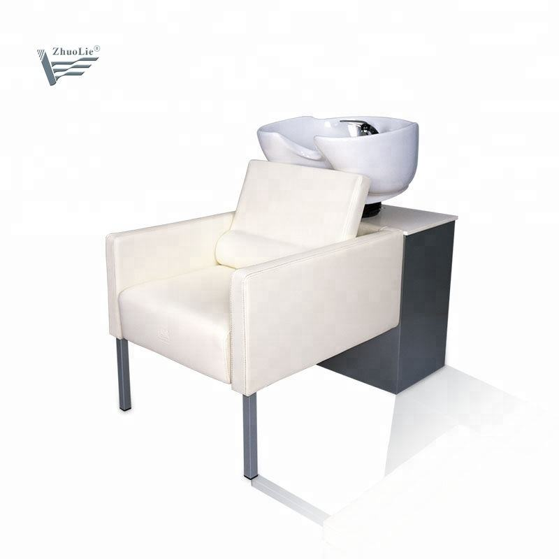 Mode simple station de salon shampooing chaise de lavage