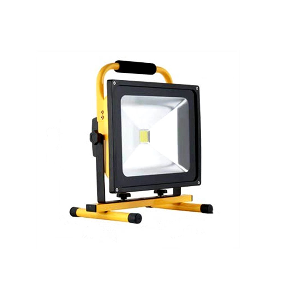 Outdoor Lighting Portable Emergency Lamps LED Flood Light 50W Floodlights For Playground