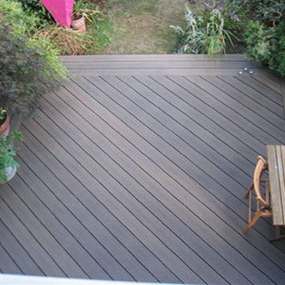 Wpc Composiet Terras Vloer/Outdoor Decking/Effen Hard Hout Boord Wpc Decking Clips