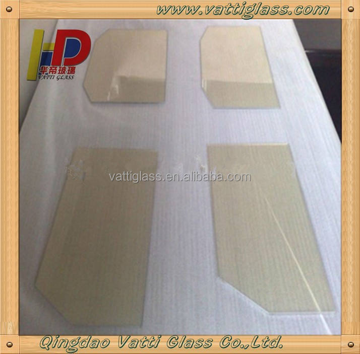 Ceramic Glass for Fireplace Wood Burning Stove Doors Glass Parts