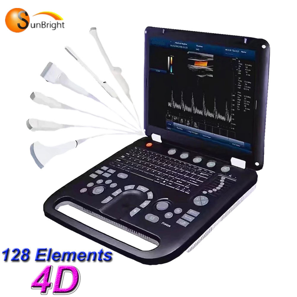 CE SUN-906B Portable mindray color doppler, ecografo mindray m5 m7 m9 quality