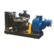 self priming diesel engine irrigation water pump set, diesel pump