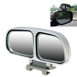 2016 New Arrival Right Side Rear View Blind Spot Mirror Universal adjustable Wide Angle Auxiliary Mirror
