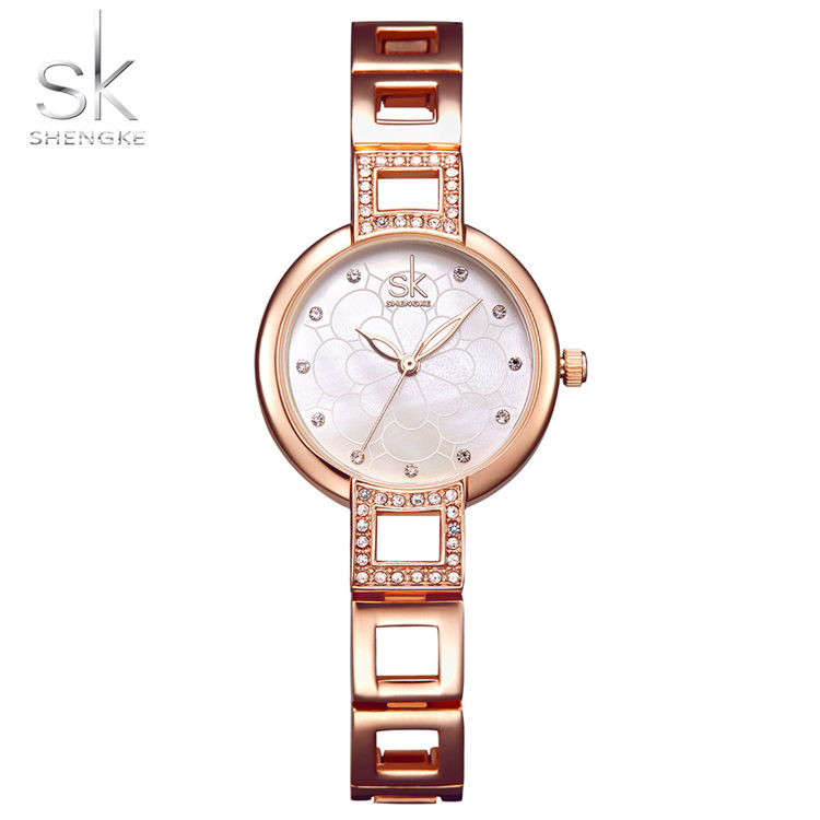 SK K0019 Ladies Quartz Charm Lady Watch Women Wrist Watch