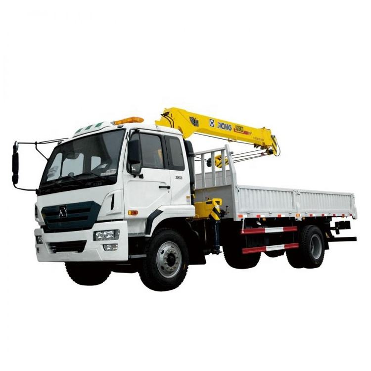 SQ5SK3Q 5T telescopic boom truck for sale