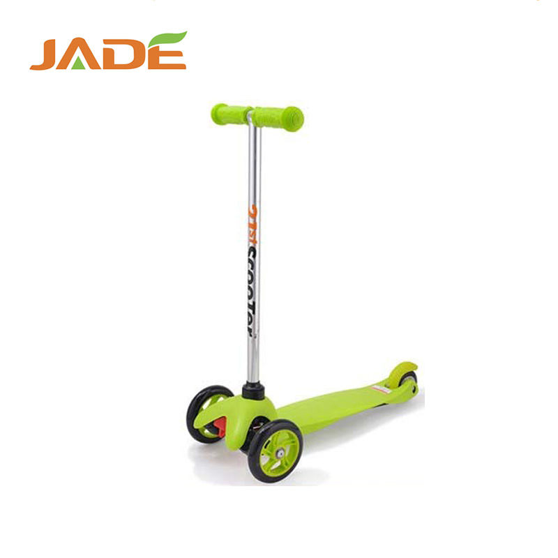 Manufacturer folding Three Wheel Scooter Kids high quality mini kick electric Scooter aluminum foldable colorful scooters