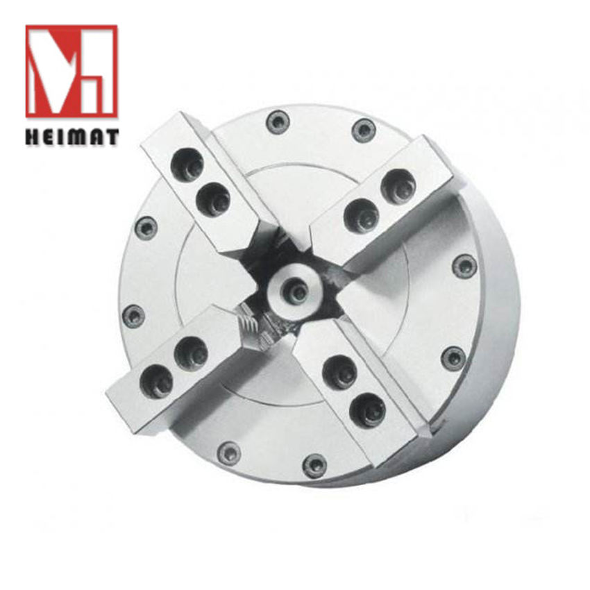 High Quality Self-Centering 4 Jaw Lathe Chuck