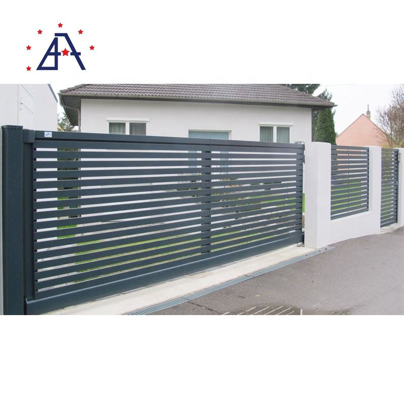 Customized Chinese Top Brand Aluminum Farm Gates Aluminum fence