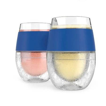 2020 New best Product Double Wall Wine Freeze Cooling Glass Cup