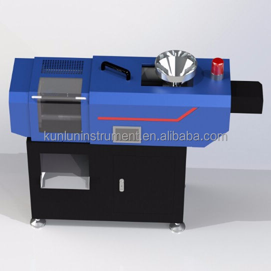 10T Mini plastic injection molding machine for components
