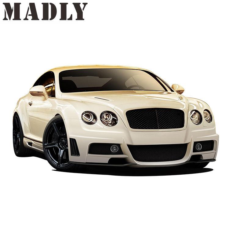 Điên cuồng GAF Body kit đối với Bentley Continental Phù Hợp Với Mô Hình Cơ Sở Coupe Convertible GT GTC