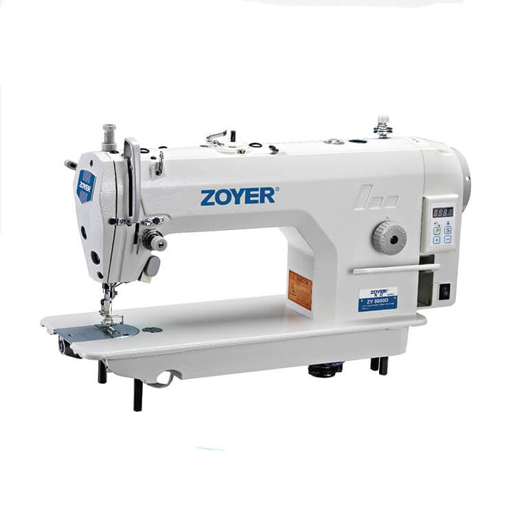 ZY8800D direct drive high speed F4 lockstitch industrial sewing machine