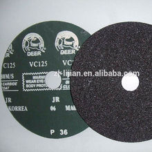 Best quality Silicon Carbide sanding paper disc
