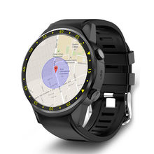 Sport GPS Smart Watch with heart rate monitor