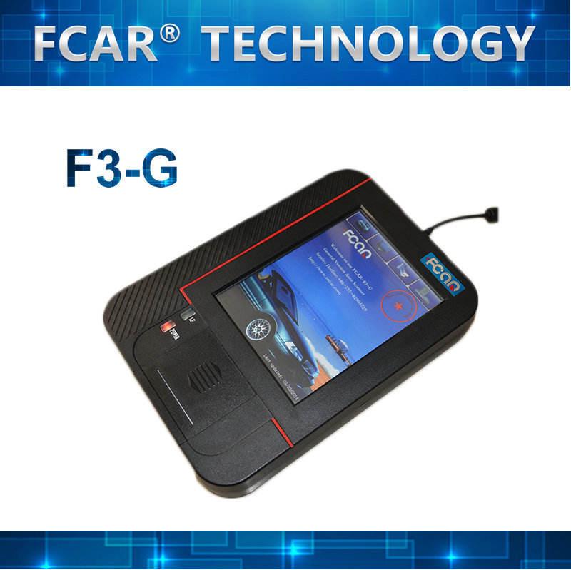 auto ferramentas de diagnóstico FCAR F3-G para a ásia europeia americano caminhões, mercedes, bmw, audi