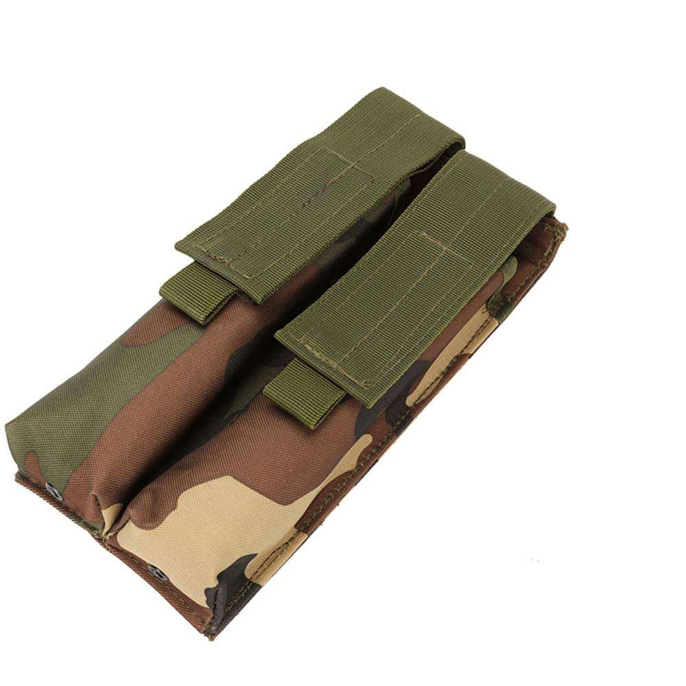 New Holder Cartridge Clip Pouch 권총 권총 Tactical MOLLE 두 번 Magazine Pouch