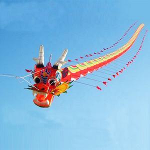 A stunning kite with a massive wingspan of 134cm Price Toys Dragon Kite Dragon Kite