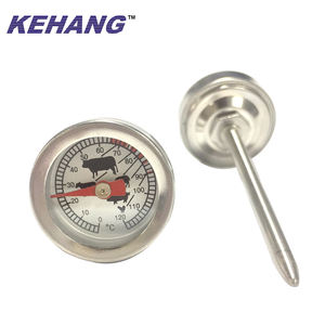Dial 26mm Probe Type Mini Instant Lezen Bimetaal Vlees Koken Thermometer