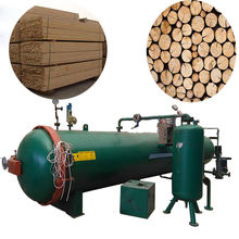 Environment Protection Impregnation Machine Wood preservation