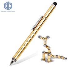 In stock hot sell gift Magnetic Pen Capacitive pen Decompression Creative Toy for Students
