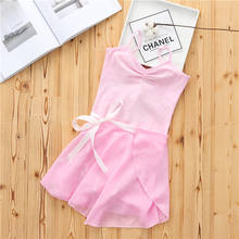 2018 Factory Wholesale Cheap Girls Kids Training Dancewear Professional Ballet Clothes
