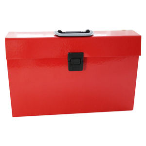 Wholesale Office Stationery Items ECO Friendly Paper Accordion Plastic 13 Pockets File Folder Expanding File