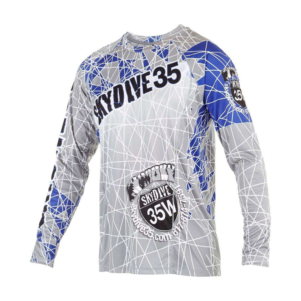 Full Sublimation Cheap Wholesale Skydiving Jersey