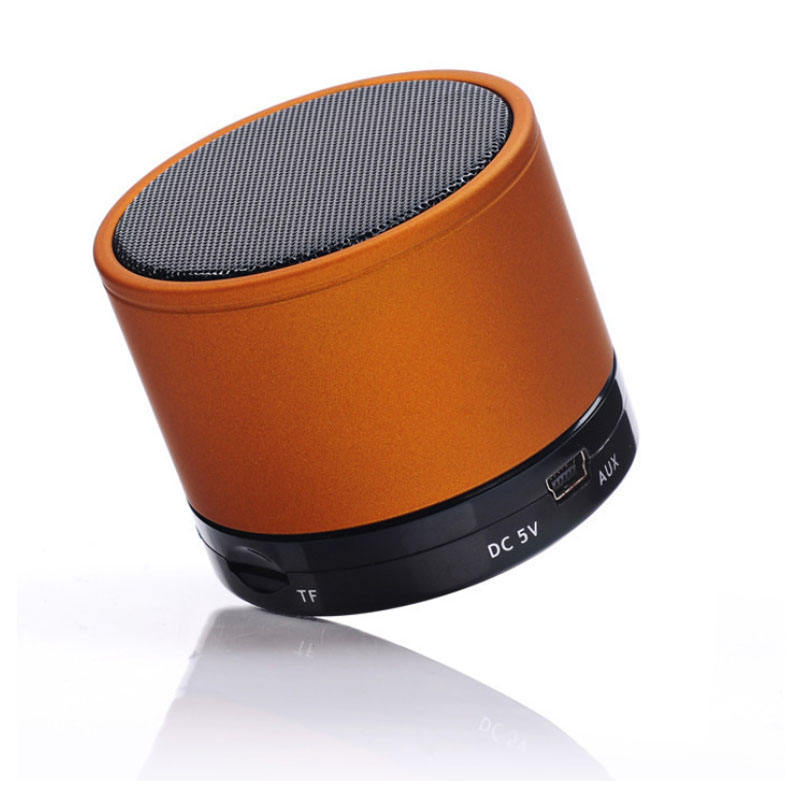 Mini High Quality Bosed Stereo Bluetooth Speaker with FM Radio