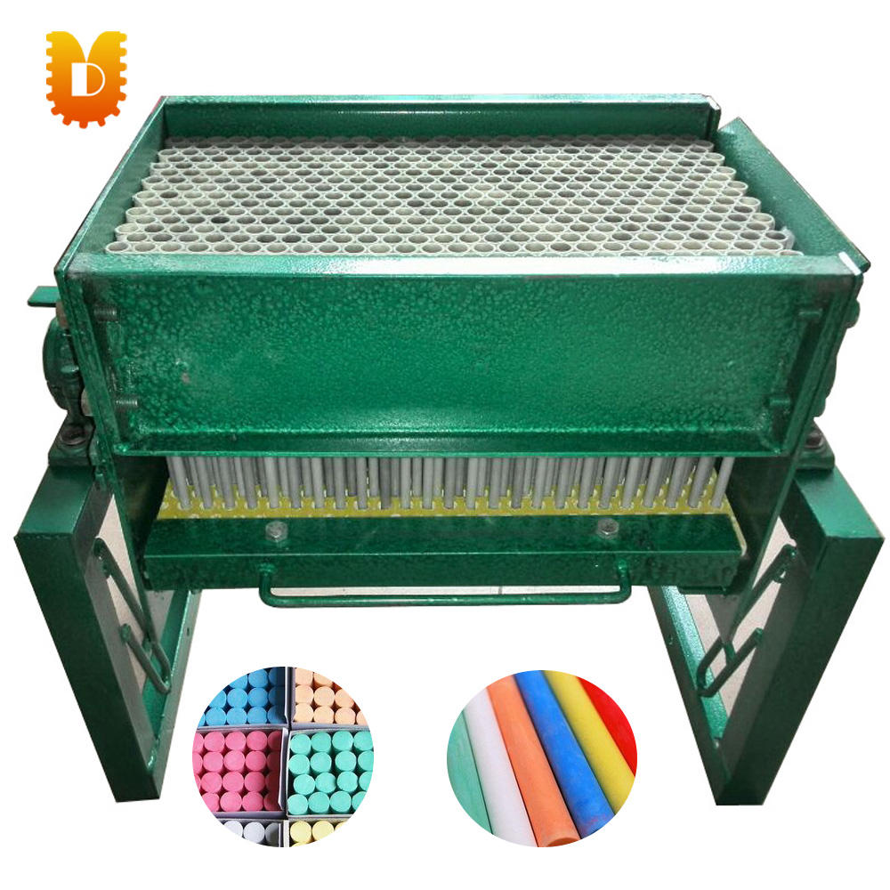 UD400-1 Hot selling manual 400 pcs chalk making machine colorful school chalk maker