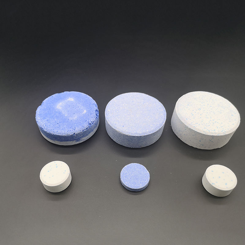 TCCA chemical factory tcca 90% chlorine tablet