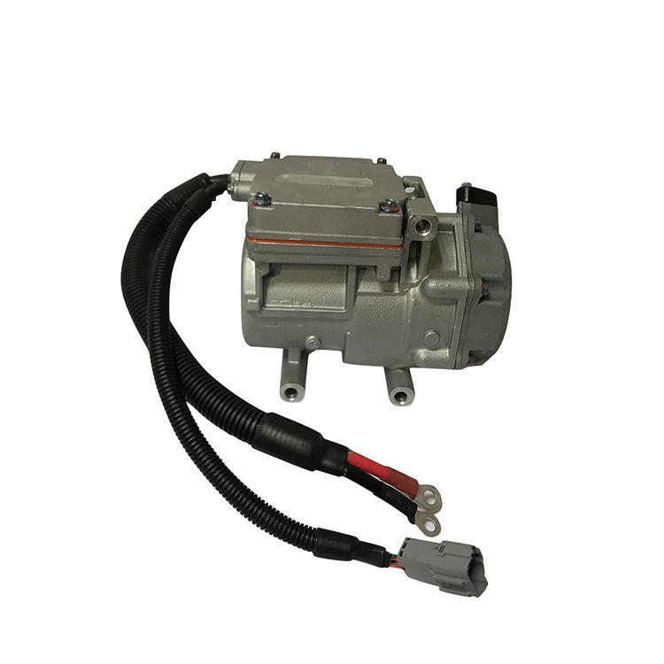 12 V Automotive airconditioning AC Elektrische Scroll Compressor