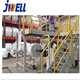 JWELL PP PE PET ABS PVC Plastic Sheet Making Machine/Sheet/ Board/ Panel Production Line