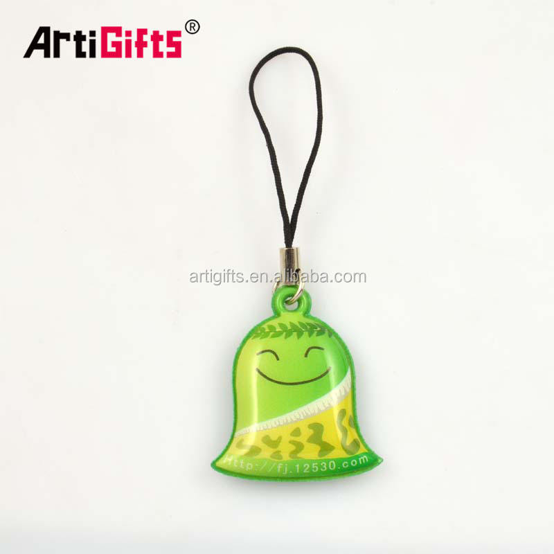 Promotional diy cell phone charms