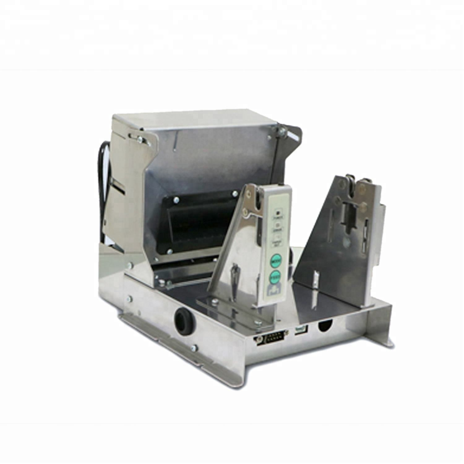 Sebagian Cutter Loading Kertas 76 Mm Dot Matrix Kios Printer HCC-EU761