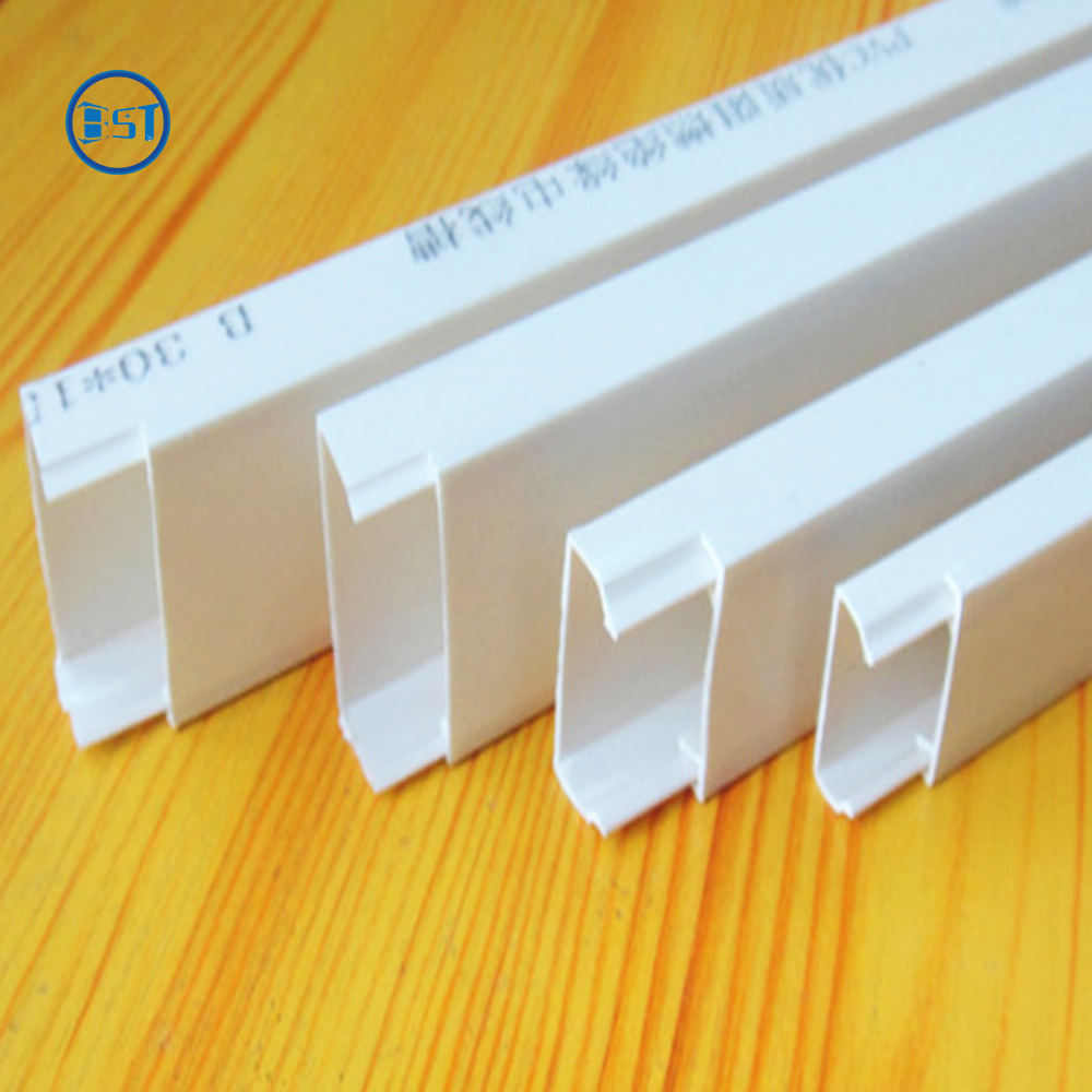 PVC Wiring Ducts (Slotted) 40*60mm