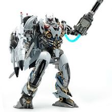 BMB  The Last Knight Nitro larger Robot Transformation Deformation BMB LS-01 Ares Nitrogen Action Figure Model Toy