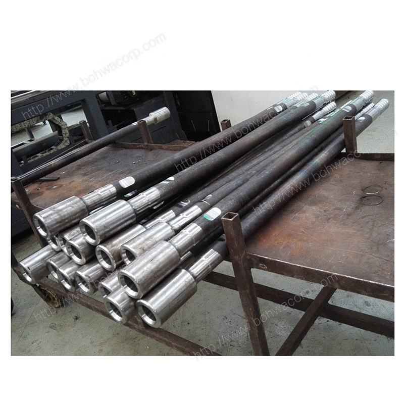 R25 R28 R32 T38 T45 T51 Bench Drilling Thread Rock Drill Rod